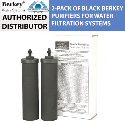 Berkey Black Filters